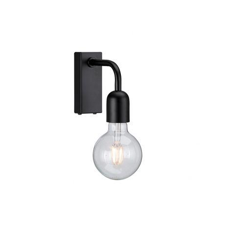 Belid Regal Vegglampe E27 Sort