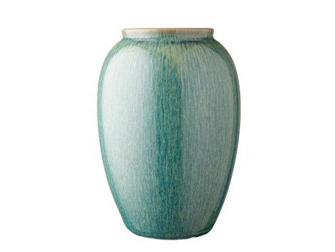 Bitz Vase 25 cm Grønn