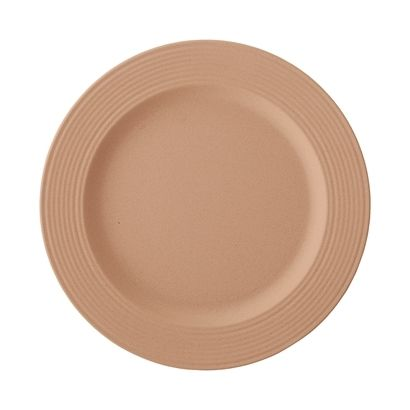 Bloomingville Java Plates Perfect Peach 26 cm