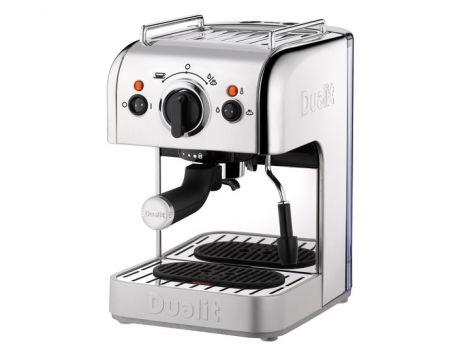 Dualit Espressomaskin 3 i 1 Krom