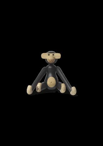 Kay Bojesen Miniatyr Ape mørk beiset 9,5 cm