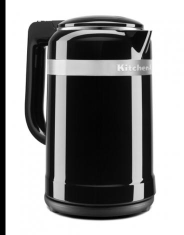 KitchenAid Design Collection Vannkoker Sort - 1,5 liter