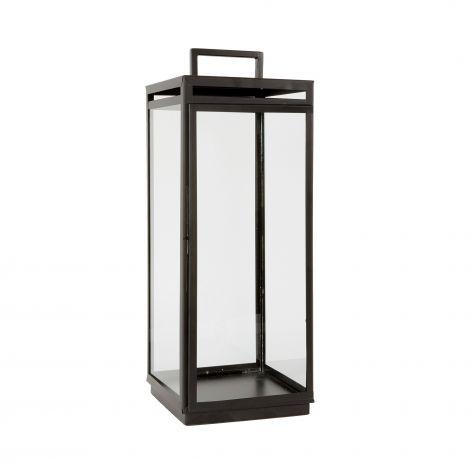 Holmen Carl Lanterne Black 30x30x80