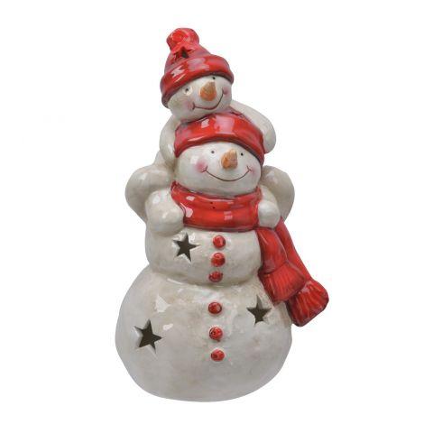 Martinsen Julepynt Snømann Figur