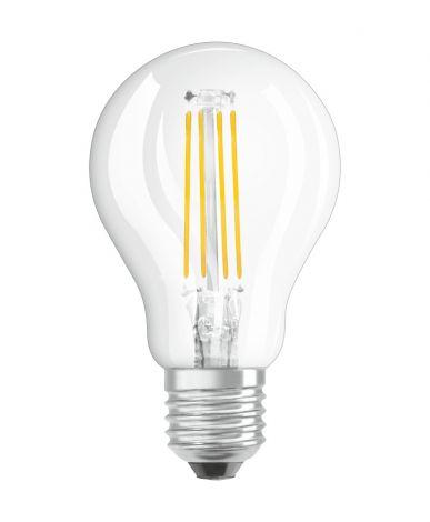 Osram Lyspære LED P40 E27, klar, DIM, Krone