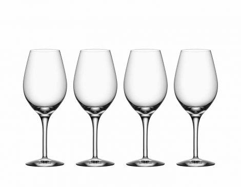 Orrefors More Wine XL 4-pak 44 cl.