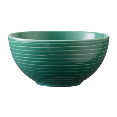 Design House Stockholm Blond Soup / Cereal Green Stripe 60cl 2stk
