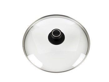 Woll Glasslokk m/ Ventil til 28 cm