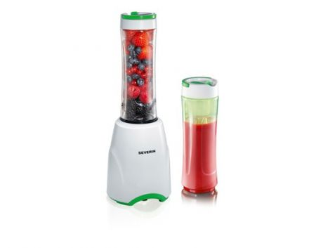 Severin Smoothie blender 600 ml 300 watt Hvit / Grønn