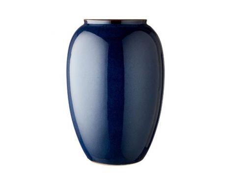 Bitz Vase 50 cm Blå