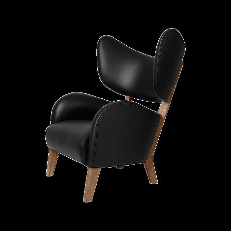 by Lassen My Own Chair sort skinn