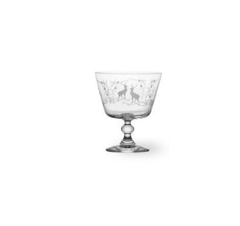 Wik & Walsøe Alveskog dessertskål glass