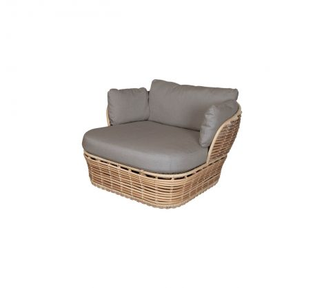 Cane-line Basket loungestol AirTouch Natur