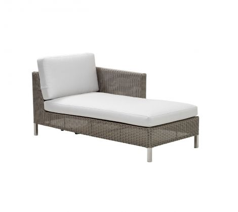Cane-line Connect sjeselong modul sofa venstre