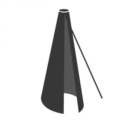 Cane-line Trekk nr.9 - Passer til Hyde + Major parasoll 3x3m