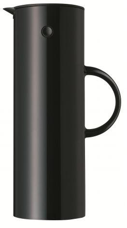 Stelton EM77 Thermos 1l svart