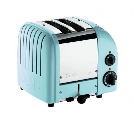 Dualit Toaster Classic 2-skiver Lyseblå