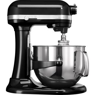 KitchenAid Artisan Kjøkkenmaskin 6,9l Sort. Levering mai -21.