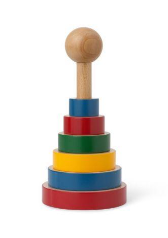 Kay Bojesen Babies Pyramidetårn H22,5 cm