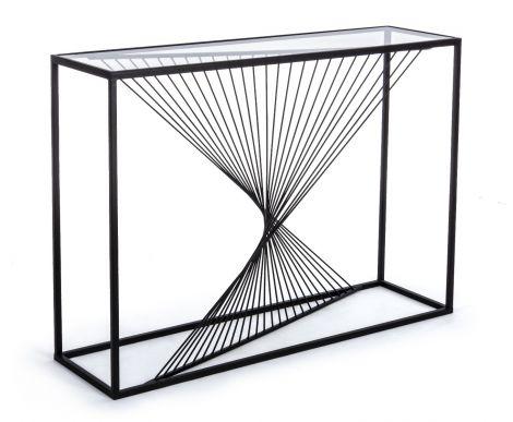 Bizzotto Espiral Konsollbord 107x30x79 cm