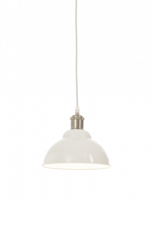 Scan Lamps Bonnie Taklampe Hvit/Sølv 21 cm