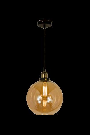 Scan Lamps Beatrice Taklampe Antik/Amber