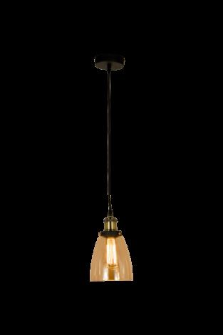 Scan Lamps Becky Taklampe Antik/Amber