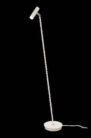 Aneta Lighting Arctic Gulvlampe Hvit