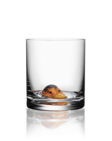 Kosta Boda New Friends Glass Duck 46 cl -Tilbud