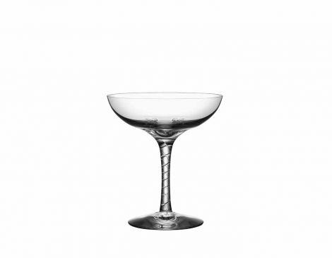 Kosta Boda Crystal Magic Champagne Coupe 20 cl