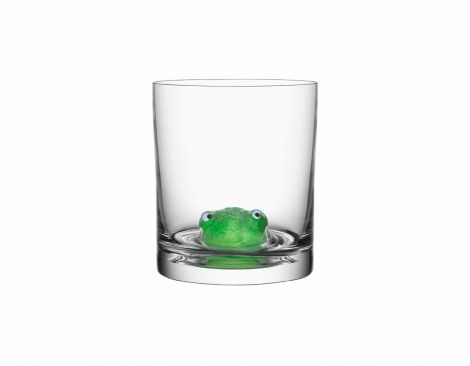 Kosta Boda New Friends Glass Frosk 46 cl