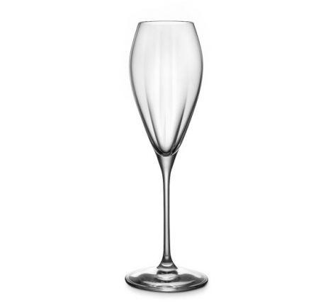 Orrefors av Berens Champagneglass 25 cl 4-pk