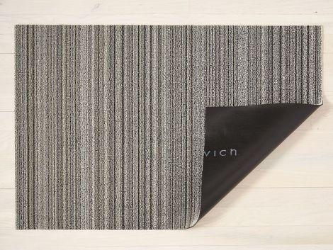 Chilewich Dørmatte Skinny Stripe Birch Stor