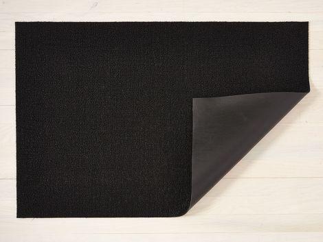 Chilewich Dørmatte Solid Black Stor