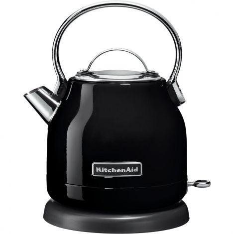 KitchenAid Vannkoker Sort 1,25 Liter