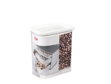 Rosti Mepal Modula Husholdningsboks 1,5 liter transparent