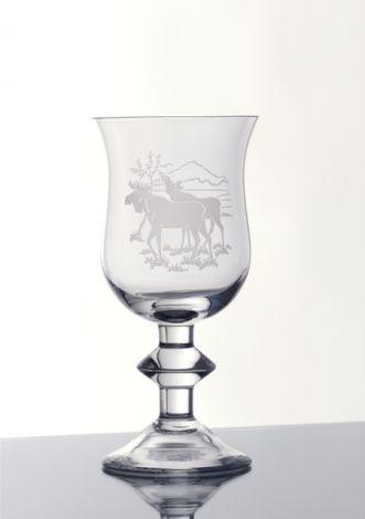 Villmark Rødvin Dekor Elg 32 cl