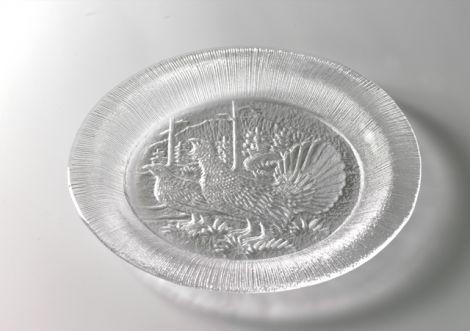Villmark tallerken dekor tiur 270mm