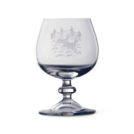 Magnor Villmark Cognac dekor rådyr 20 cl