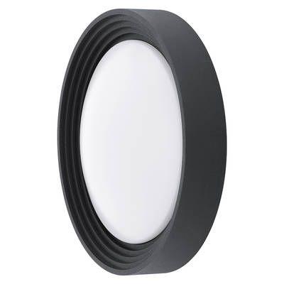 Eglo Ontaneda Vegg / Tak Sort LED
