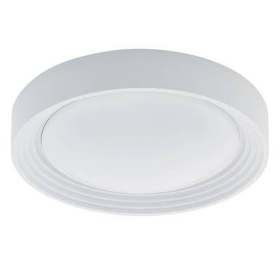 Eglo Ontaneda Vegg / Tak  Hvit LED