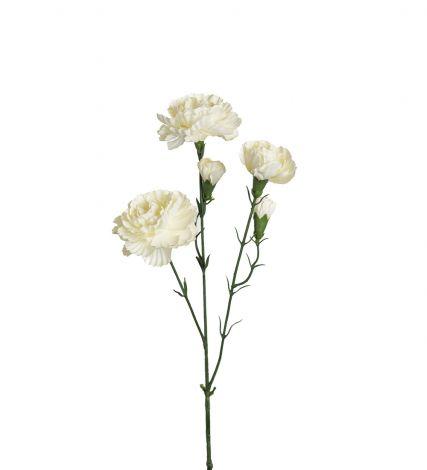 Mr Plant Elegance nejlika 65 cm hvit