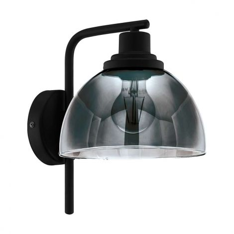 Eglo Beleser Vegglampe Sort / Sotet