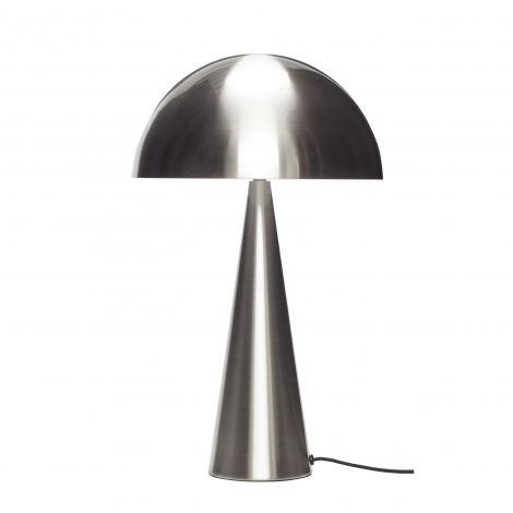 Hübsch Bordlampe Metall/ Nikkel 51 cm