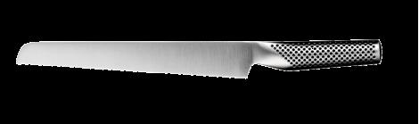 Global G-9 brødkniv, 22 cm
