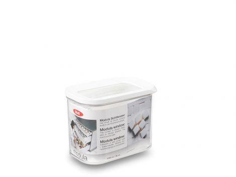 Rosti Mepal Modula Husholdningsboks 1 liter transparent