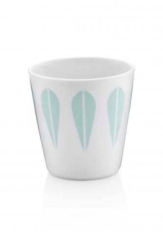 Lucie Kaas Lotus Mint Green Cup, 0,25 L