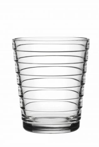 Iittala Aino Aalto Glass klar 2-pk 22cl