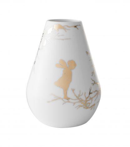 Wik & Walsøe Alv Gull Vase 15 cm