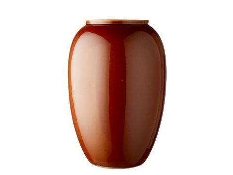 Bitz Vase 50 cm Amber